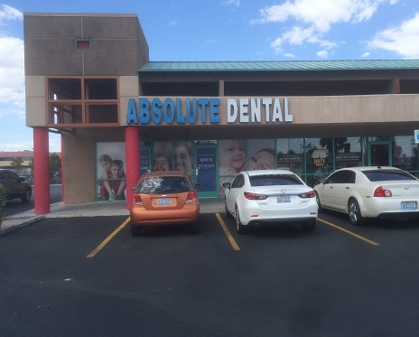 Absolute Dental on Flamingo / Maryland Parkway