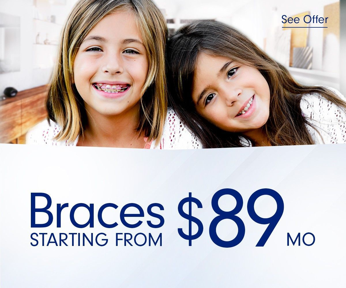 Braces In Las Vegas Offer
