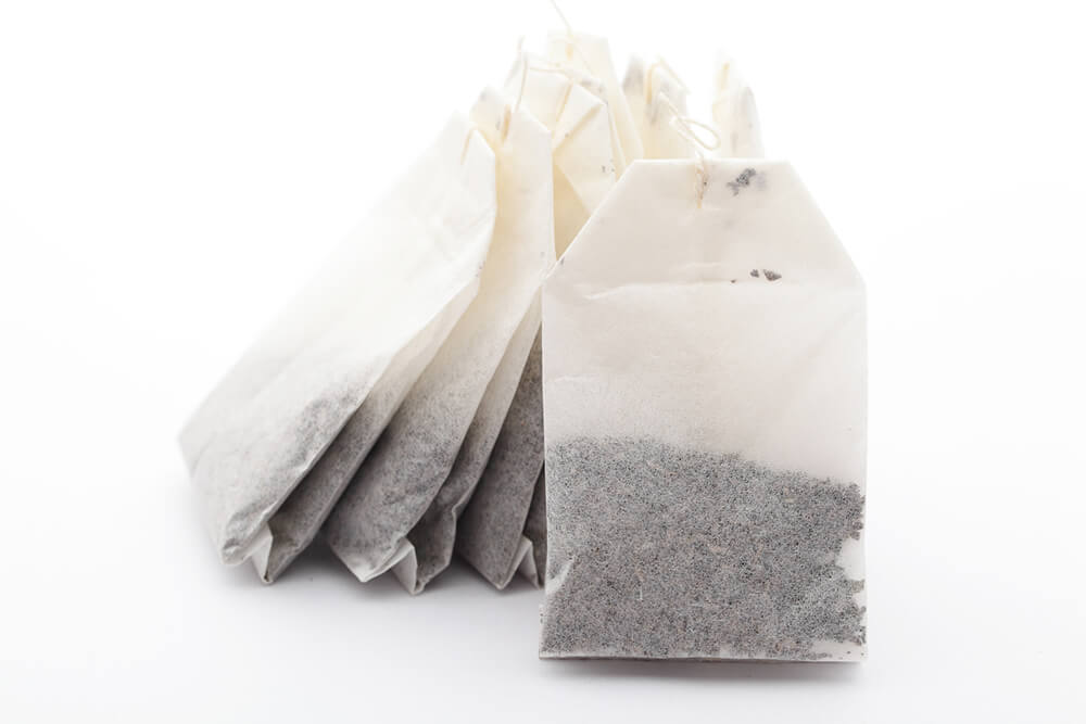 Tea bags for wisdom tooth pain